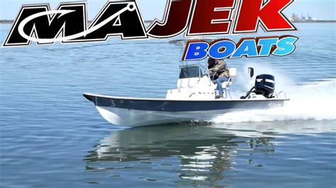 majek illusion boats 2015 majek boats ads youtube