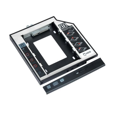 2nd Hdd Ssd Caddy 12 7mm 12 7mm 2nd hdd caddy for supplier hp4320p esunvalley