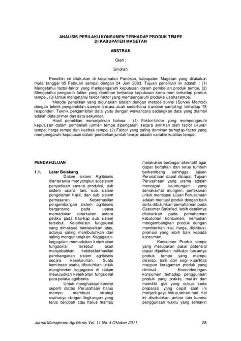 Koleksi Skripsi Lengkap Dari Berbagai Jurusan Ekonomi