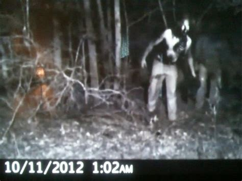weird things » blog archive » did a trail camera capture a