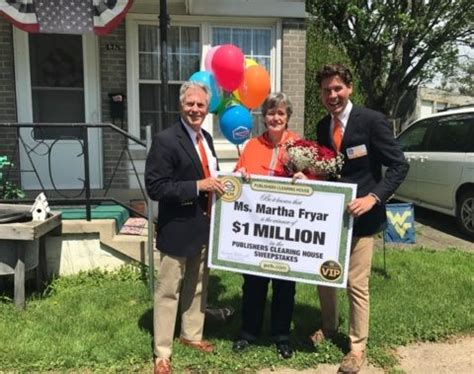 Winner Of Publishers Clearing House 2017 - follow up with publishers clearing house winner martha fryar pch blog