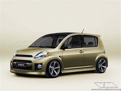 Fender All New Sirion 1buah Sirion Superauto Myvi Variasi daihatsu on