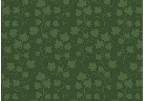 ivy vine pattern free vector download free vector art
