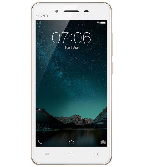vivo v3 32gb gold mobile phones at low prices