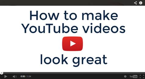 how to give better how to make look great the easy way