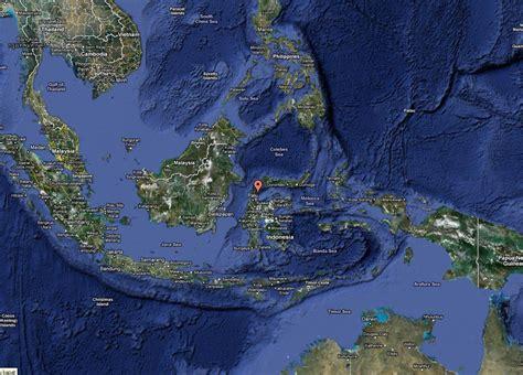 indonesia map  indonesia satellite image