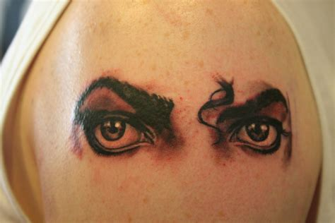 tattoo eye shoulder eye tattoos page 5