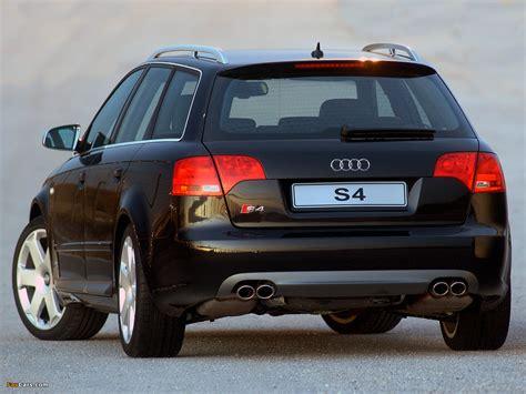 Audi S4 B7 Avant by Audi B7 S4 2005 Audi S4 Avant Johnywheels
