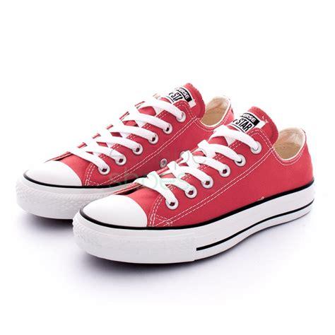 imagenes zapatillas rojas zapatillas converse all star m9696 600 ox rojas escapeshoes