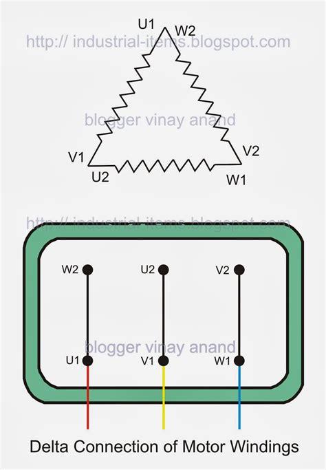 delta operation of induction motor motor connection dolgular