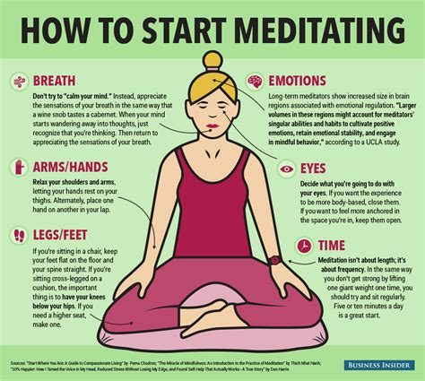 how to start meditating pictures photos and images for