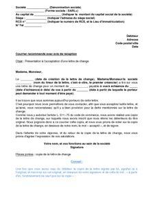 Presentation D Une Lettre A L Americaine exemple lettre de presentation http www documentissime