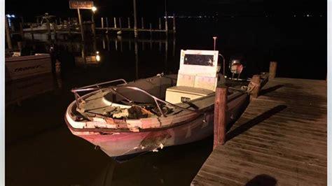 boat crash kills boat crash near crab island kills one wear