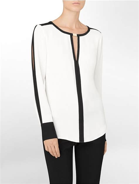 Sakivazra Color Block Tunic Muslim Blouse 814 best images about tunic on clothing plaid tunic and linens