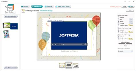 free card templates smilebox smilebox