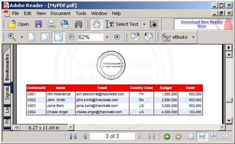 tutorial php advanced pdf php pdf mysql export to pdf
