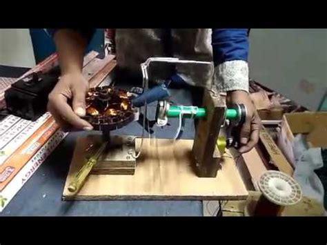 Ceiling Fan Rewinding Machine by Ceiling Fan Coil Winding Machine