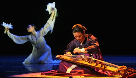 dance music korea korean fantasy to offer traditional dance