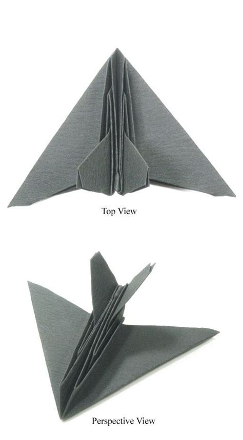 Origami Flying Plane - best 25 origami airplane ideas on