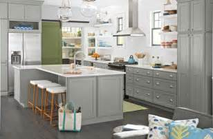 Latest Interior Color Trends For Homes Cocinas Blancas Y Grises Los 50 Dise 241 Os M 225 S Actuales