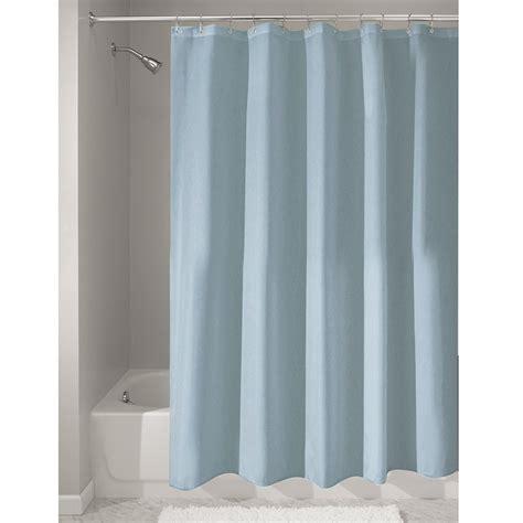 blue cloth shower curtain slate blue fabric shower curtain curtain menzilperde net
