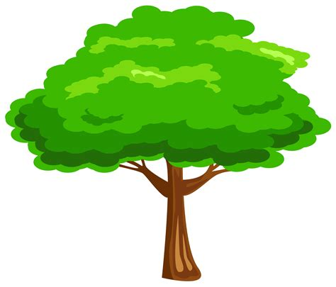 tree clipart tree clipart green tree pencil and in color tree clipart