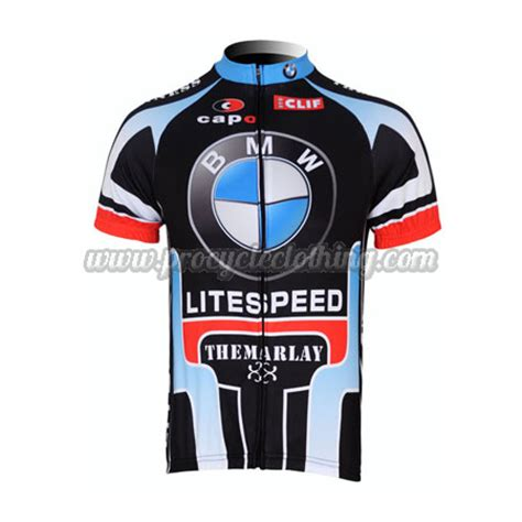 2012 team bmw pro bicycle apparel jersey