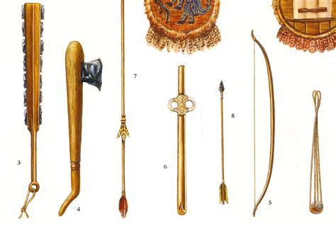 imagenes de armas aztecas el espejo humeante el armamento mexica