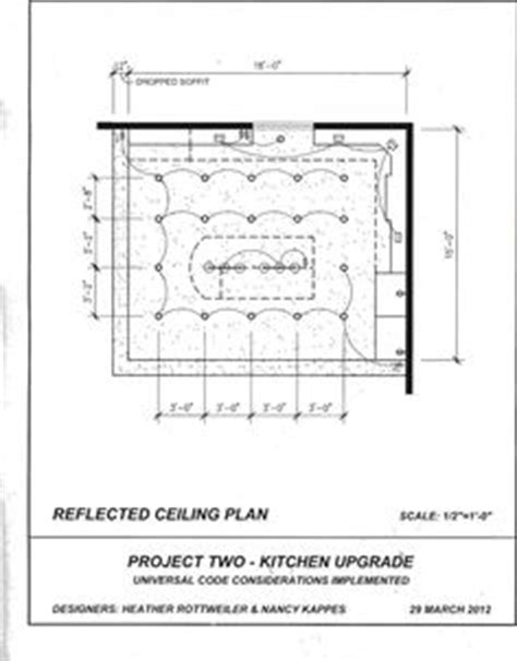 ceiling plan restaurant | REFLECTED CEILING PLAN | RCP
