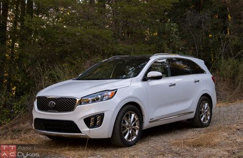 Kia Sorento 2016 Kia Sorento Limited Interior 007 The About Cars