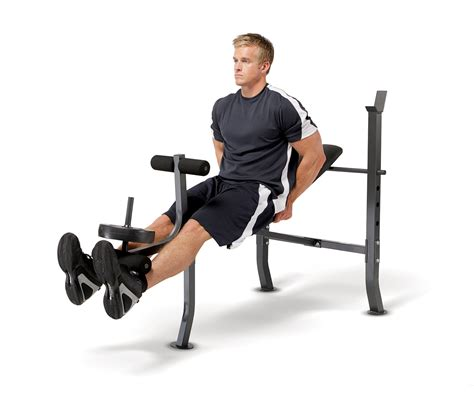 marcy classic bench marcy standard bench with 80 lb weight set home gym workout equipment md2080 ebay