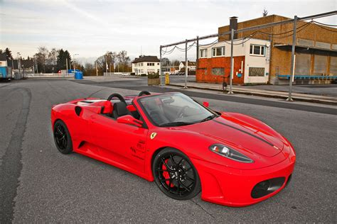 Ferarri Scuderia Kw Exclusif For wimmer adds more power to the f430 scuderia