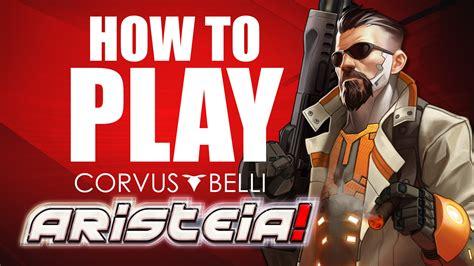 how to play war aristeia week how to play aristeia