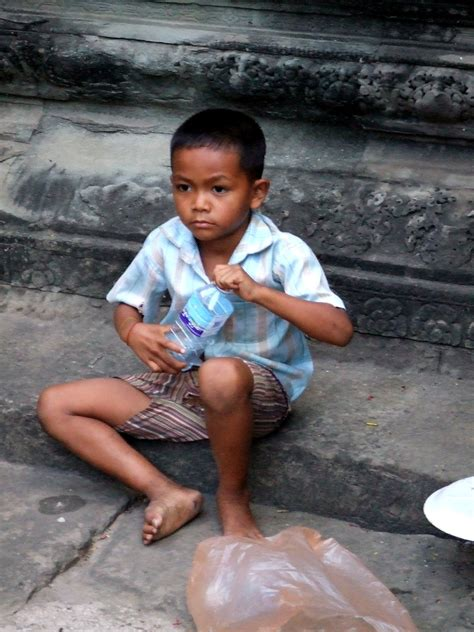 naturist toddlers penis cambodian boy an enterprising young lad he collected