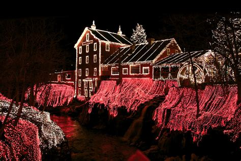 clifton mill christmas lights decoratingspecial com