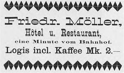 Mk Ernest Coffee 205700 3 reklame osterode am harz gastst 228 tten hotels