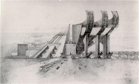 Modern House Konstantin Melnikov Minimalist Arch