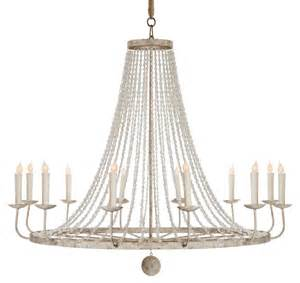 Country Chandelier Lighting Bourges Country Classic Beaded 12 Light Chandelier