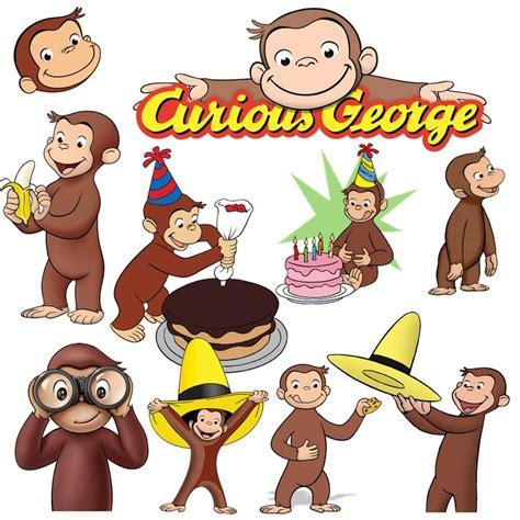curious george clip curious clipart clipground