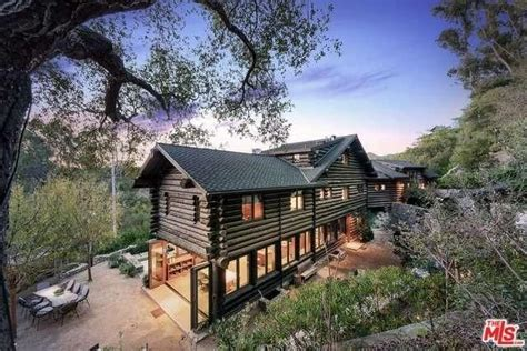 Cabins In Los Angeles by No Splinters Here These 5 Luxury Log Cabins Are A Must