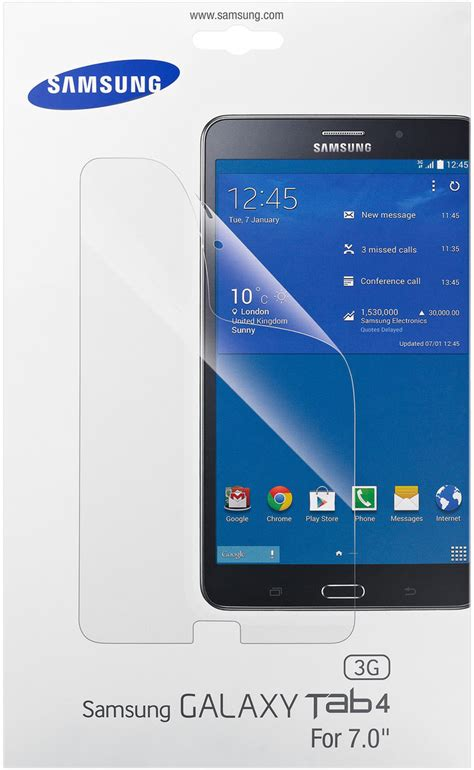 Samsung Galaxy Tab4 70 samsung galaxy tab4 7 0 screen protector foto s