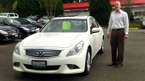 infiniti g37x 2010 2010 infiniti g37x awd review power style and