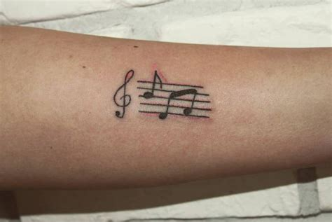 small musical tattoos 50 admirable tattoos for and 2018