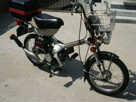 1982 honda express 1982 honda express nc50 moped photos moped army