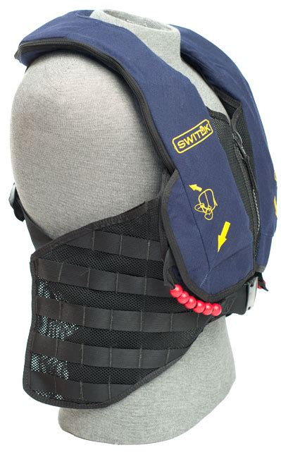 Most Comfortable Vest by Switlik X Back Air Crew Vest The Most Comfortable