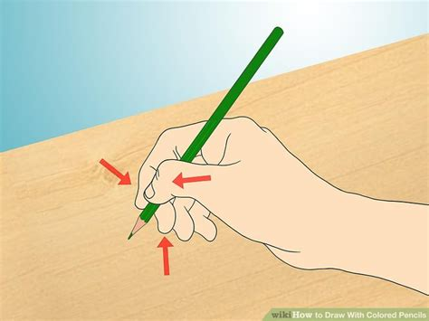 how to color with colored pencils how to draw with colored pencils 6 steps with pictures