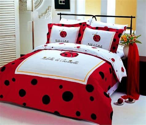 Ladybug Bedding Le Vele Isabelle La Coccinelle Isabelle The Ladybug