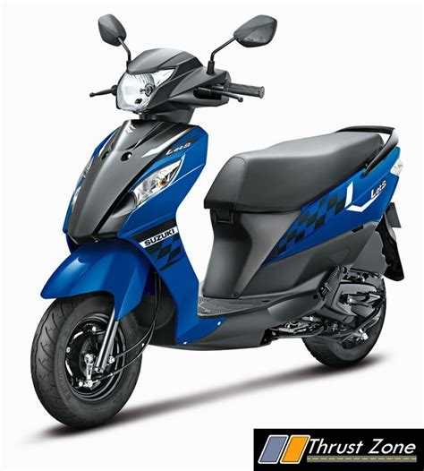 Suzuki Wego 2017 Suzuki Lets Bsiv Scooter With Aho Launched In The