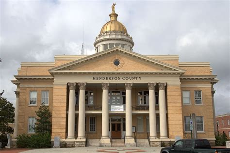 Henderson County Nc Records Henderson County Courthouse Carolina