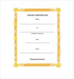 Congratulations Template by Congratulation Certificate 9 Free Documents In Pdf